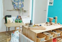 Play/Learning Spaces