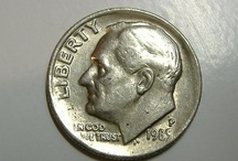 Coins And Coin Collecting / All about coins!  / by Kellyco Detectors