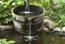 Vijvers / Mooi, water in de tuin!