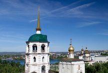 Иркутск. Церкви