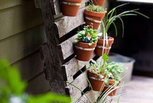 Piha ja puutarha -garden / Ideoita pihaan ja puutarhaan