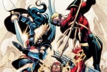DC Team Ups SuperHeroes