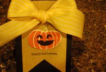 Stampin Up Cards/Crafts and Other Cute Cards / by Diane Anthony