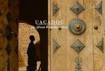 Uagadou - Wizarding Schools / - aesthetic Wizarding schools around the world: Africa