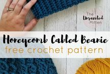 Crochet Cables and Texture