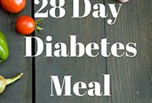 28 day diabetes meal planner