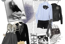 pins from polyvore / by Annie Papineau
