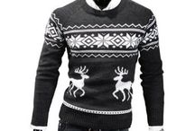 Christmas Jumpers! / We love Christmas Jumpers, and these ones look so good our Nan might have knitted them herself!