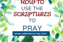 Scripture prayers