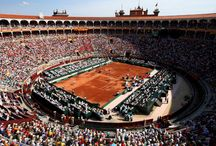 Tennis Stadiums / by Pic War