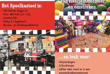 Provincie Noord-Holland Feestjes / Aanbieders van Kinderfeestjes in de provincie Noord-Holland