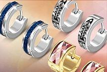 Ocelove sperky / prstene, retiazky, nausnice, naramky, piercingy, privesky....