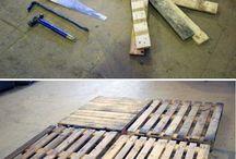 Paletten Masa Sandalye Yapımı / Paletten Masa Sandalye Yapımı http://www.dekordiyon.com/paletten-masa-sandalye-yapimi/ #PaletMasaSandalye