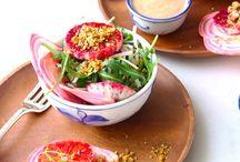 En cuisine : les salades