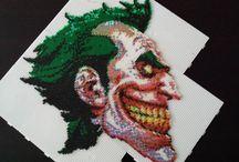 Hama Beads Joker