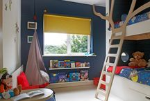 The Design Doctors - Get the Delgany Look / Here are some looks from the Delgany episode of The Design Doctors. This episode was about creating a fun bedroom for toddlers and solving storage issues in a small space…