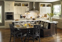 Dining Areas / by Rachael Krall