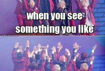 K-pop meme