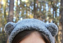 Hats, ear warmers, scarves / Hats, ear warmers, scarves