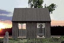 HYTTER/FRITIDSHUS / Cabins, summerhouses