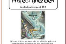 Kinderboekenweek 2017 Griezelen