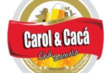 Chá Barnela / Carlos Eduardo e Carolina
