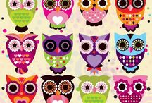 Owls / by Jennifer Pritchard