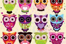 Owls ♥♡♥