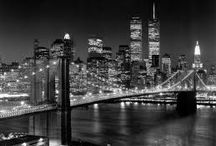 New York !  / by Rebecca Mcinnes
