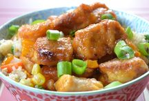 Chinese Inspired Recipes