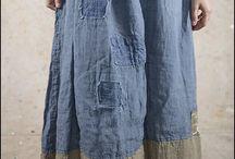 Clothing handmade