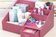 Organizacja - kosmetyki
