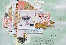 scrapbook ideas / by Angharad Jones