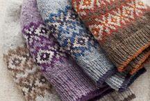 Knit: Colorwork / Stranded knitting, Fair Isle