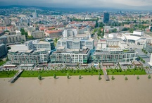 Bratislava - záplavy 2013