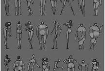 fullbody//moves&shapes