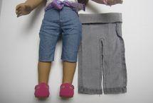 Doll fashion / DIY doll clothes
