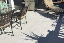 Patio tile / Outdoor tile