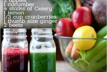 Healthy foods / Juices & healthy food