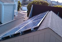 Domestic Solar Panel Installation
