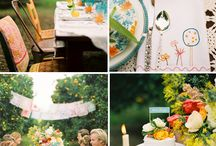 Pretty party / by Audrey Elizabeth