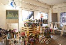 Pop-up shops / Pop up shops, showroom, trade show booths