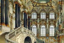 18th century architecture & interiors