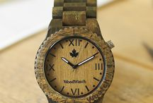 WoodWatch For Men / WoodWatch handcrafted wooden watches, made for men.