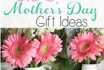 Mother's Day gifts / by Casey Minick