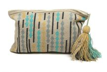 Tapestry Crochet Bag/Pouch