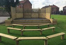 Stages & Playhouses
