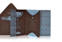 Tuquoise and Chocolate Weddings