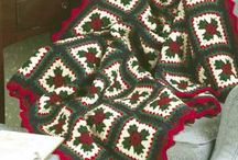 Christmas crochet and knit