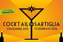 Cocktail di Sartiglia 2016 / III edizione del Concorso dedicato ai Cocktail a base di #Vernaccia